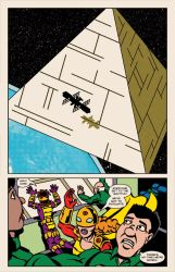 Lady Spectra and Sparky: Star Tomb pg.03 by JKCarrier