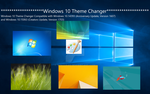 Windows 10 Theme Changer by WIN7TBAR