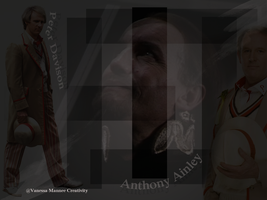 Fifth Doctor and the Master by Vanessa28