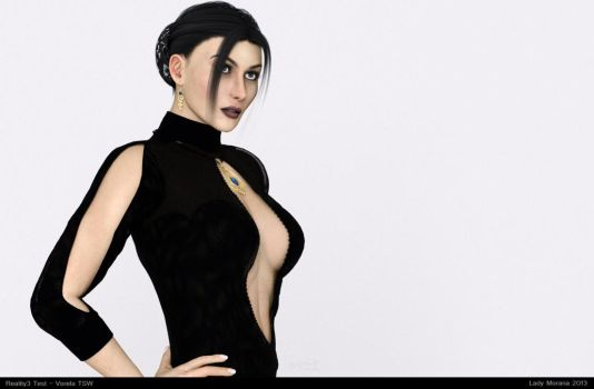 Reality 3 Test - Vorela TSW by Lady-Morana