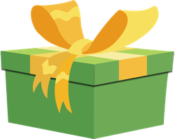 Gift Box by Ellittest