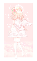 angel babie by yeagar