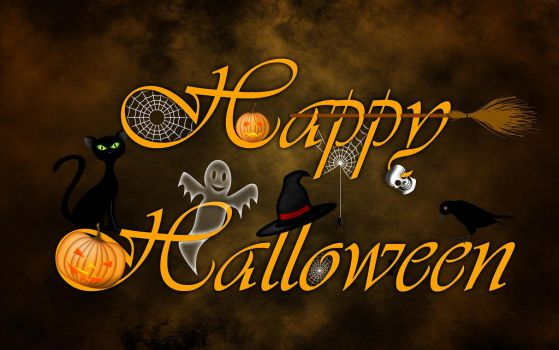 Happy Halloween by CountryChic7