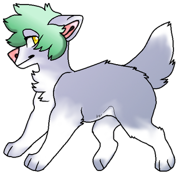 Canine adopt 4 [OPEN] by Hutydan