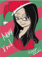 Merry X-mas 2014!! by IsoChi