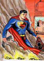 Superman  Ac1000 by nic011