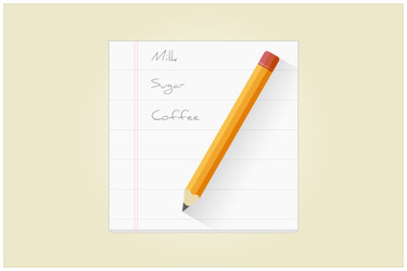 42 Notepad (freebie by pixelcave) by pixelcave