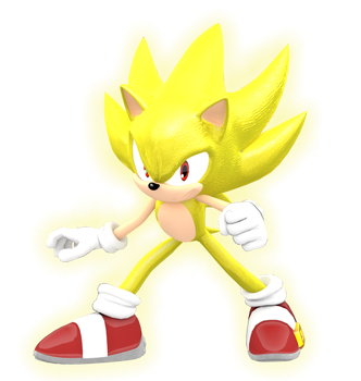 Super Sonic by JaysonJean