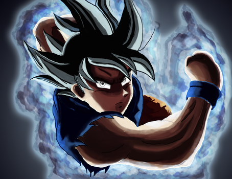 Ultra Instinct by noname144able
