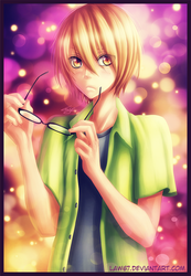 Love Stage - Izumi by Law67