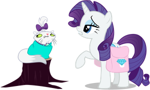 Rarity - It's a Chilly 81.2 by CaliAzian