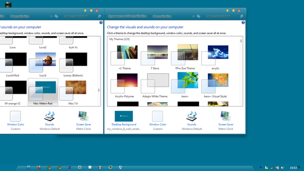 Win8RTM Theme File overlays for Win7SP1 x86 + x64 by leepat0302