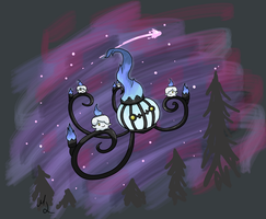 Chandelure by May-Lene