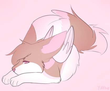 pink by yifftoy