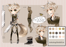 Squirrel Boy Auction (CLOSED) by Miivei