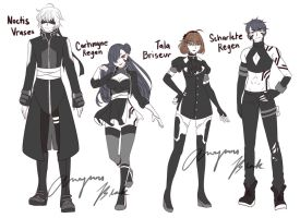 Team NCTS by AnonymousBlank