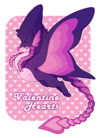 Seagons: Valentine Hearts (CLOSED) by Ponkochi