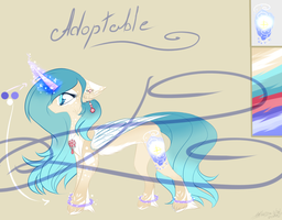 Adoptable Pony Auction [Close] by ElisaWind