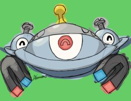 Magnezone by skeletall