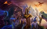 Legends of the Equestria by Ziom05