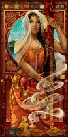 Goddess of Spices by echo-x