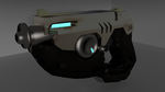 Tracer's pistol by RetiredAccount984