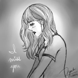 I Miss You by Habuscus
