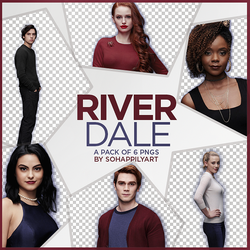 Riverdale PNG Pack 010 by sohappilyart