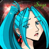 Cast section image of Sage by wastedsacrifice