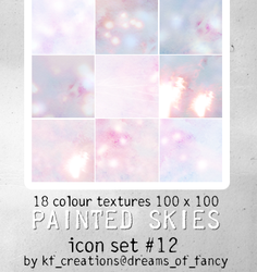 Icon texture set 012 by kiteflier