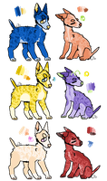 Pit Adopts by OrangeJuicee