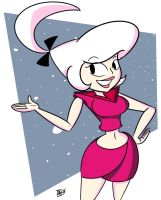 Judy Jetson by AKB-DrawsStuff