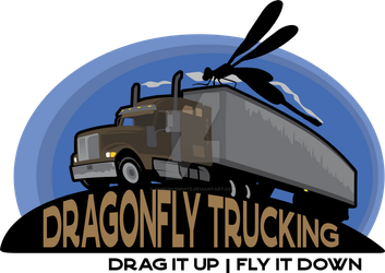 DragonFly Trucking by doncroswhite