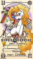 Character Card : Super Surprise by vavacung