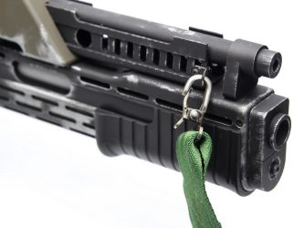 Custom Airsoft M41a Aliens Pulse Rifle 2 by SuicideNeil