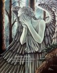 Weeping Angel by LainDragon
