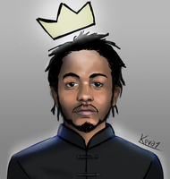 King Kendrick by gentlemankevs