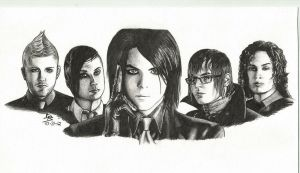 My Chemical Romance by OhRealllyyNoww