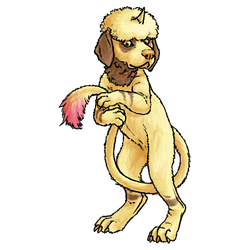 Sketch Commission - Smeargle by RacieB