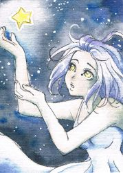 ACEO 002 ~ I'll be your Sky by Vanilla-Mai