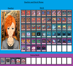 Deck and Duelist - Blaze Cooper by MarioFanProductions