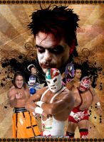 Cartel Luchas by LordCoatl