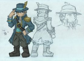 Jaspre Lao, Admiral of Seven Known Seas by foresteronly