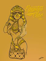 Egyptus Chic Golden by H8orSaints