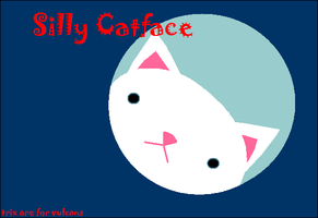 Silly Catface by Ayan-kun