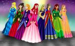 Fables: The 8 Princesses by Valor1387
