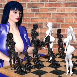 Check and Mate by Stevie3D