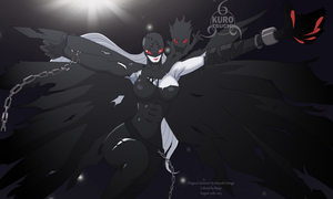 Lady Devimon v1 by kurotsuchi-666