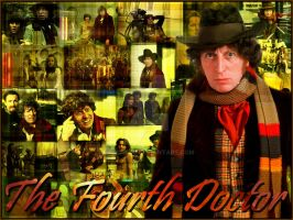 The Fourth Doctor by Amrinalc