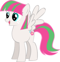 Blossomforth by OceanBreezeBrony